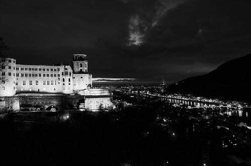 Heidelberger Schloss II