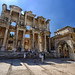 The Amazing Library of Celsus in Ephesus, Turkey by ` Toshio '