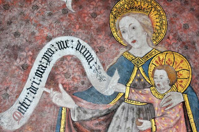 Bayeux Normandie Calvados normannische Gotik Kathedrale Notre Dame de Bayeux Cathédrale de Bayeux Sakralbau karolingischer romanischer Vorgängerbau Krypta gotischer Stil Foto Brigitte Stolle 2015