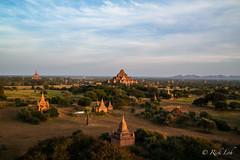 City of Bagan (Myanmar)