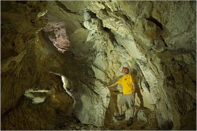 Grotte du Sapenet vers Amathay -Vésigneux
