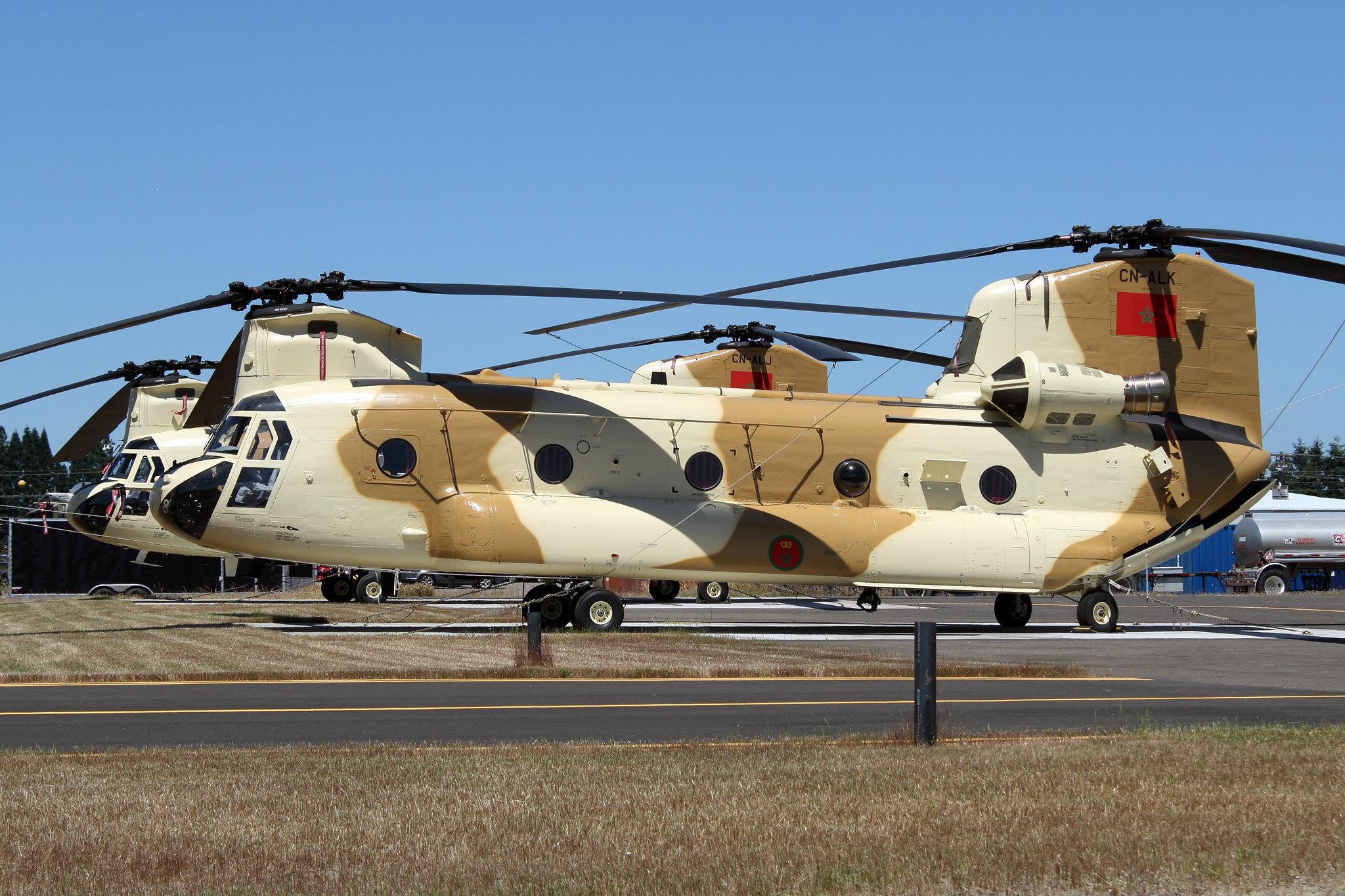 CH-47D CHINOOK des Forces Royales Air  19236306918_e326a35bad_k