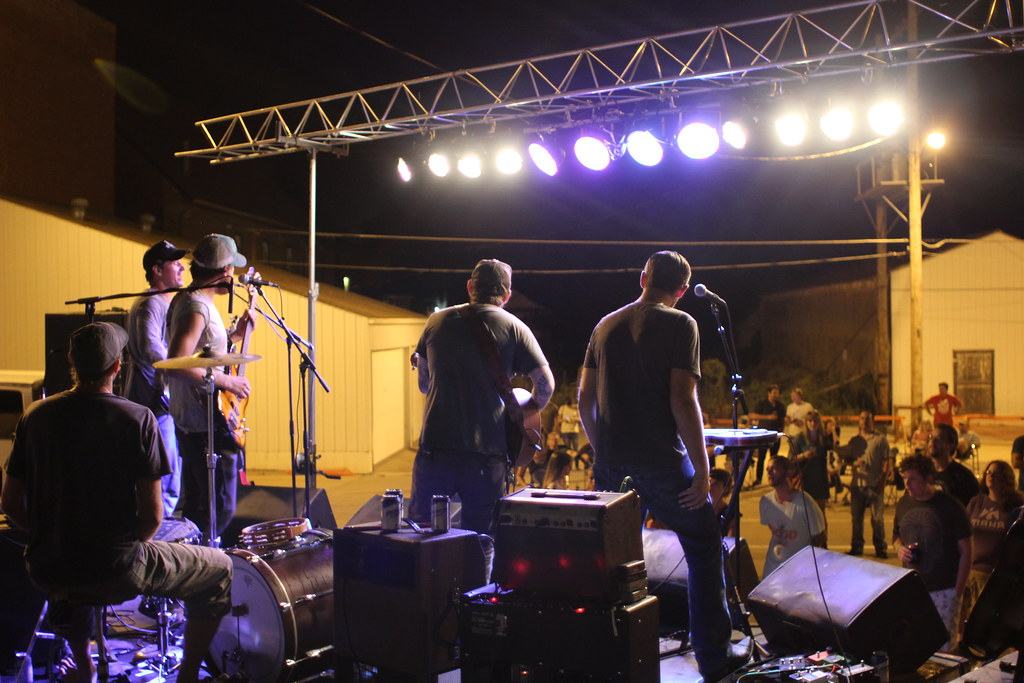 Kill County   Nebraska City, NE   Good Living Tour   7.24.15