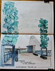 Glass Bridge Sketch