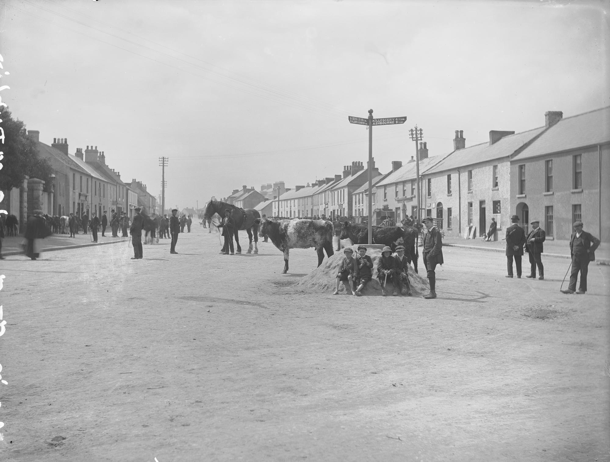 Main Street, Swords, Co. Dublin