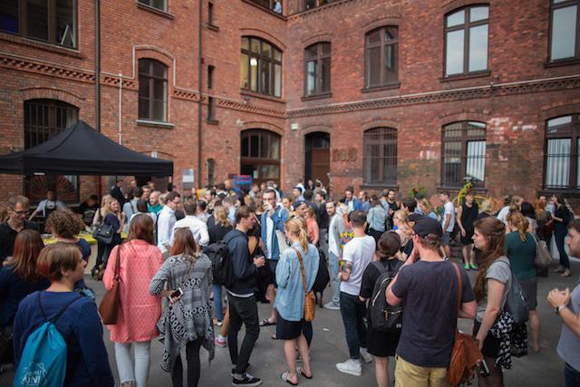 Blogfabrik Opening