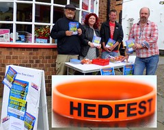 HedFest Wrist Band Sales