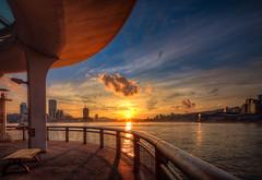 Sunrise - Hong Kong