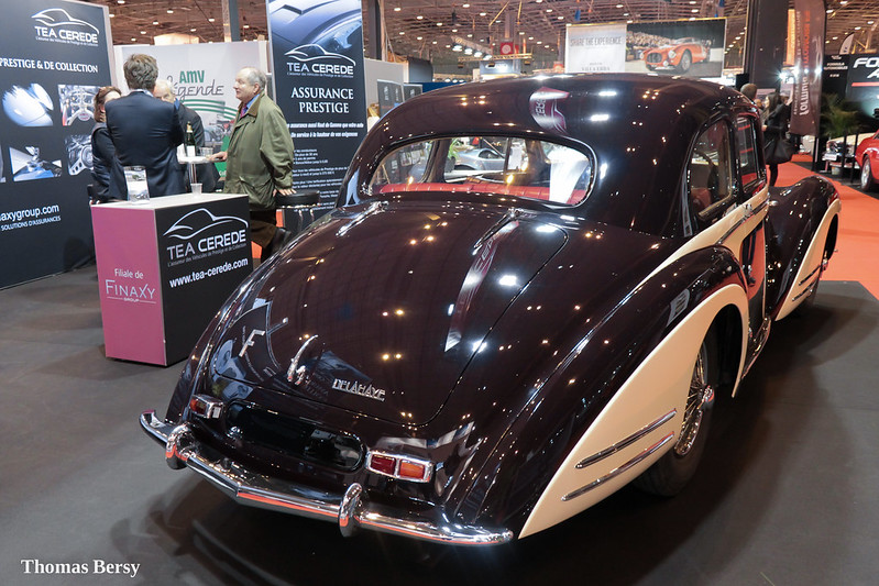 [75][04 au 08/02/2015] 40ème Salon Retromobile - Page 14 20117931045_260a23d089_c
