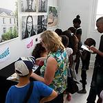 Créa Jeunes Talents vernissage - 17 juin 2015
