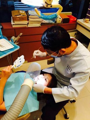 美嬌娘怎能有黃板牙?結婚前來台中豐美牙醫牙齒美白改造一下! (1)