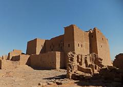 St Simeon Monastery, Aswan, Egypt 2016