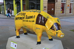 Ipswich Pigs Gone Wild 2016 - 01. The Trotters Pig