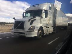 Walmart/Swift truck