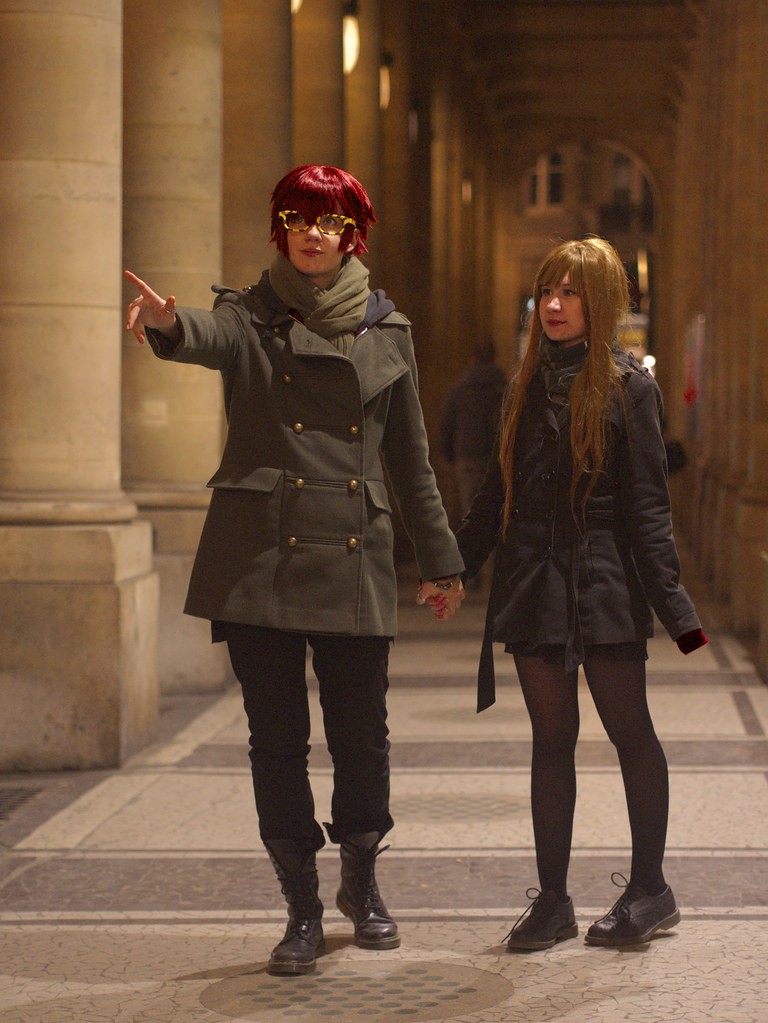related image - Shooting Mystic Messenger - Paris - 2017-01-16- P1640339