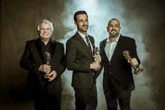 Premiats dels IX Premis Gaudí