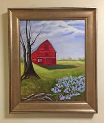 Jewel's painting