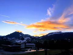 Ifen Sonnenuntergang