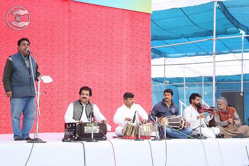 Devotional song by Sanjay from Gannaur, Haryana