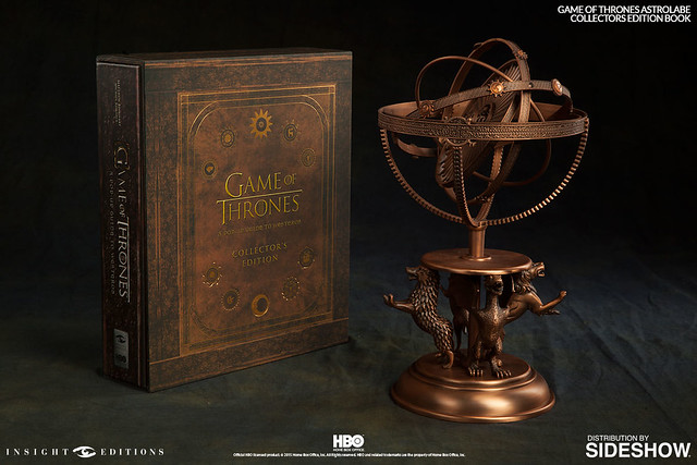 Insight Collectibles【冰與火之歌立體書】Game of Thrones: A Pop-Up Guide to Westeros