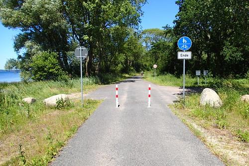 Lake Schwerin cycleway