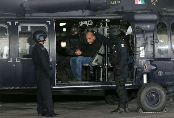 Sentencian a 27 años de prisión a hijo de 'La Tuta'