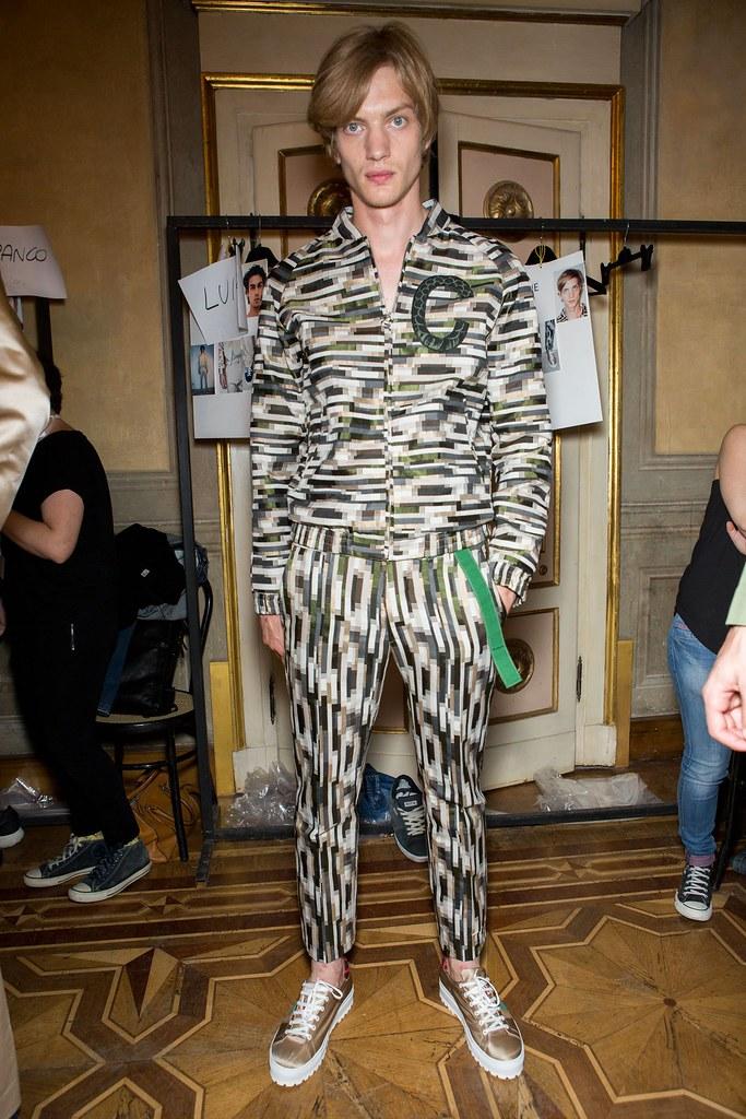 Paul Boche3674_SS16 Milan Christian Pellizzari(fashionising.com)
