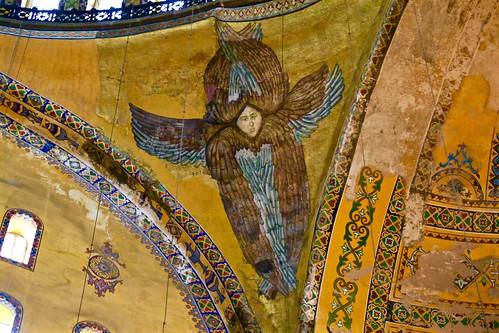 Hagia Sophia mural