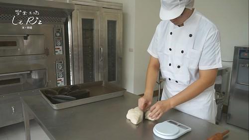 雲林樂米工坊教你做米麵包-米麵包、米吐司製成圖解版-土司製作3