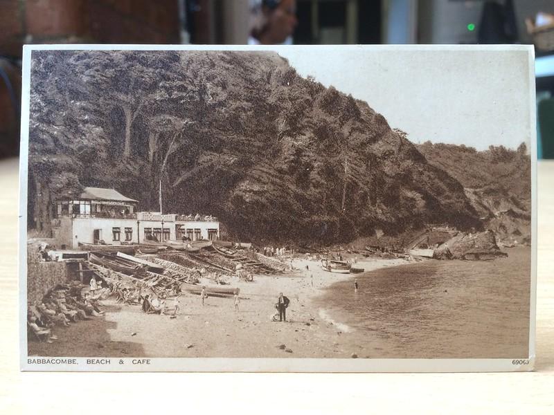 Babbacombe Beach & Cafe