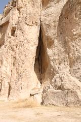 wall(0.0), temple(0.0), wood(0.0), cliff dwelling(1.0), formation(1.0), geology(1.0), terrain(1.0), badlands(1.0), rock(1.0),