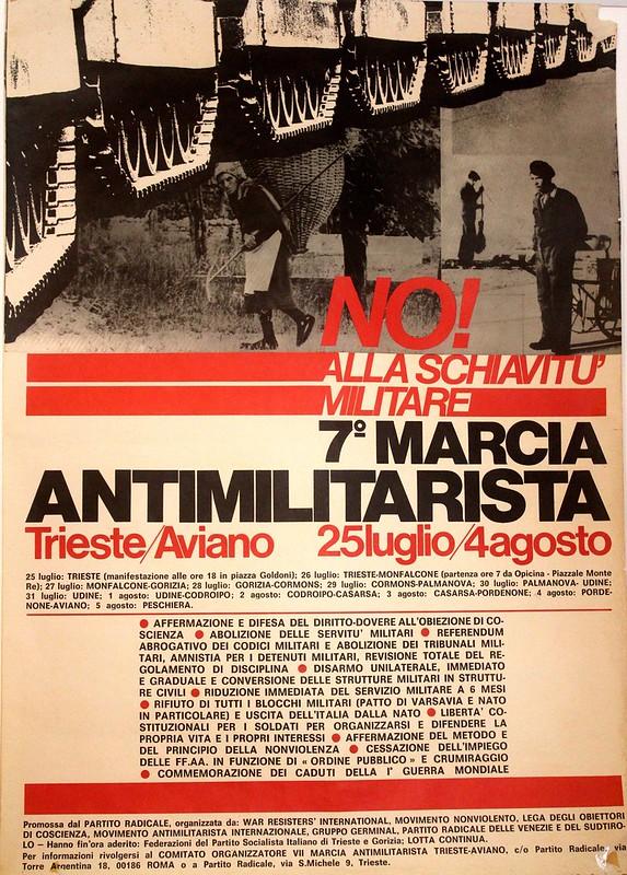 Marcia Antimilitarista