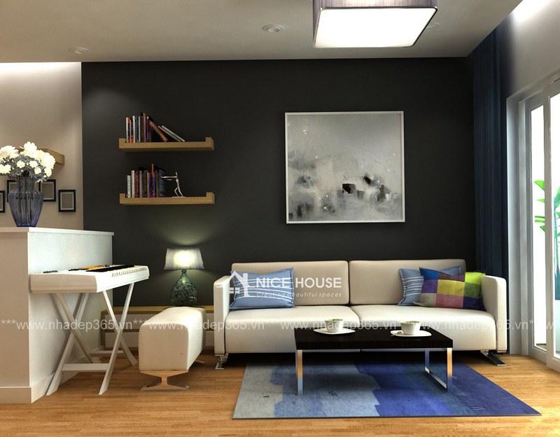 Thiết kế nội thất chung cư Helios - Anh Lân - Hà Nội_02