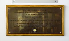 Photo of Bronze plaque number 39893