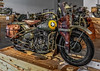"""The Ginny"" 1942 Harley Davidson WLA"