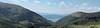 paesaggi appenninici - montagne e piana di Norcia