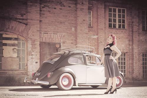 Molla la Donna & VW Beetle