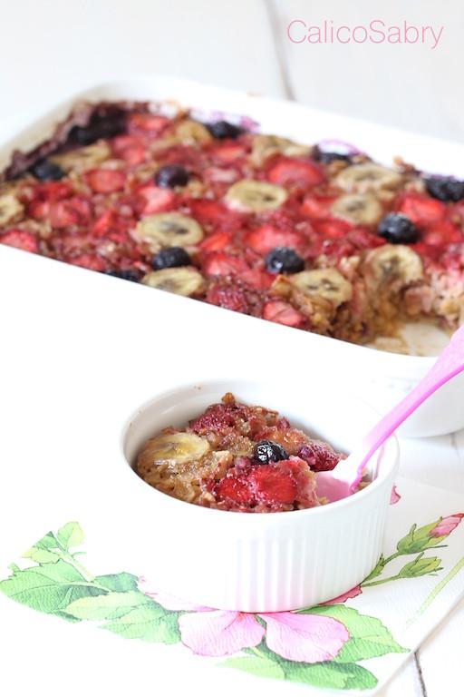Baked oats IMG_1581