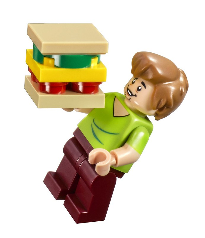 LEGO Scooby-Doo The Mystery Machine (75902)