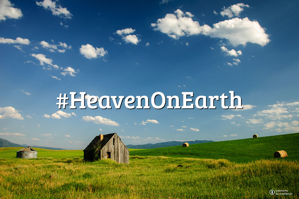 Flickr Friday - Heaven On Earth