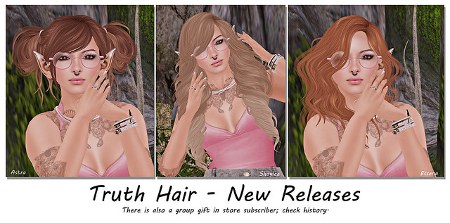 Truth Hair New Releases