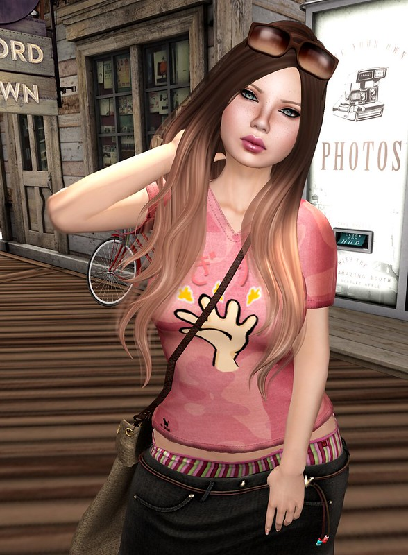 [PXL] Shara PA Available at Wayward Carnival Event