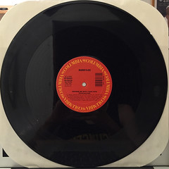 SURFACE:SHOWER ME WITH YOUR LOVE(RECORD SIDE-B)