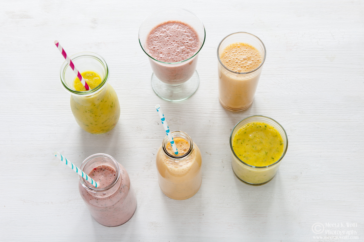 Summer Herb and Fruit Smoothies-0111