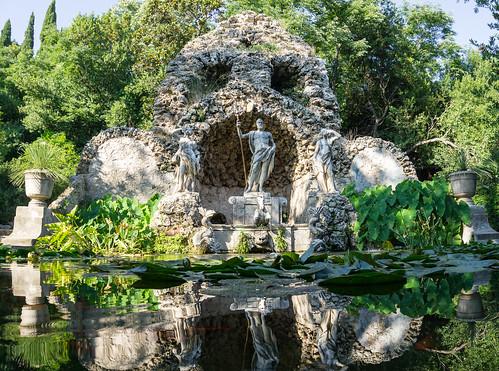 Trsteno Arboretum #1