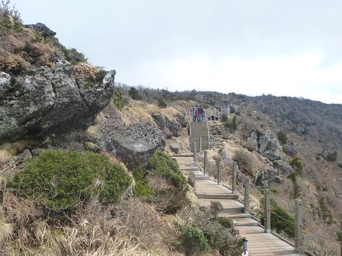 Co-Jejudo-Hallisan-Montée-Yeongsil (17)