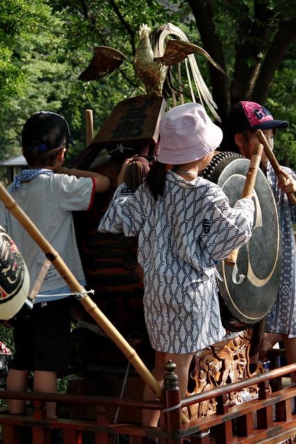 Tsukuda-Sumiyoshi Shrine Festival 2015 31
