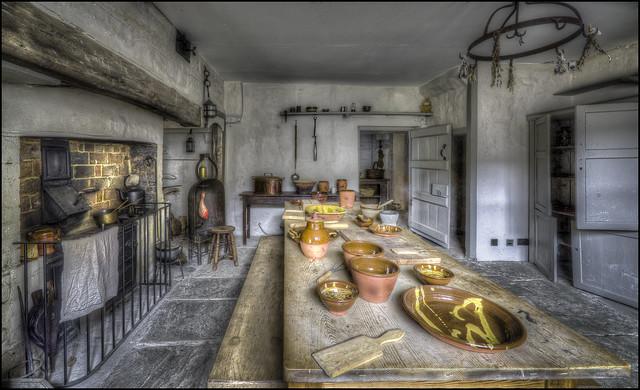 New Inn, Kitchen, Stowe 4