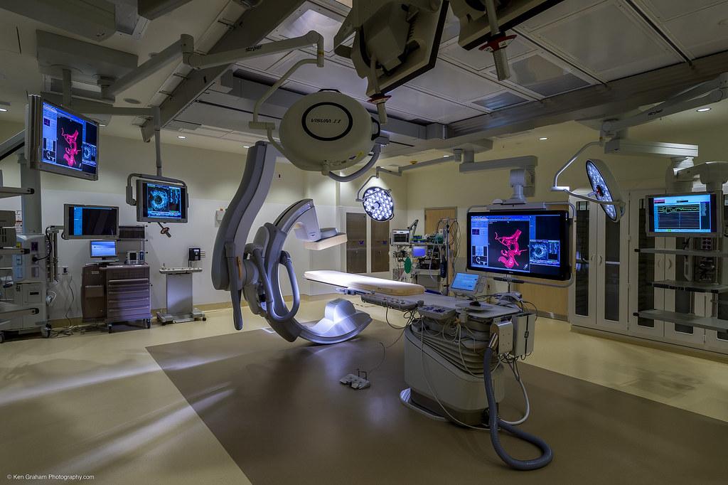 Alaska Native Medical Center Hybrid Operating Room Alaska