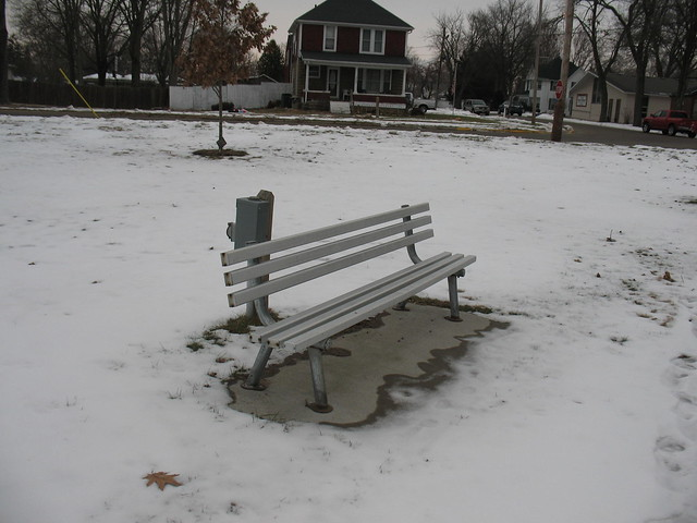 Happy Bench Monday!, Canon POWERSHOT A630